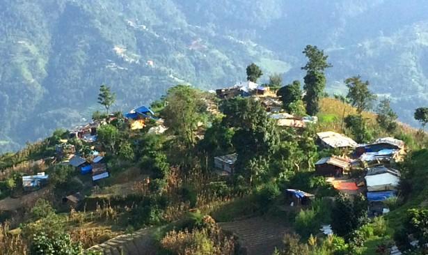 Grüsse aus Nepal, Blog #1 – Nach dem Erdbeben