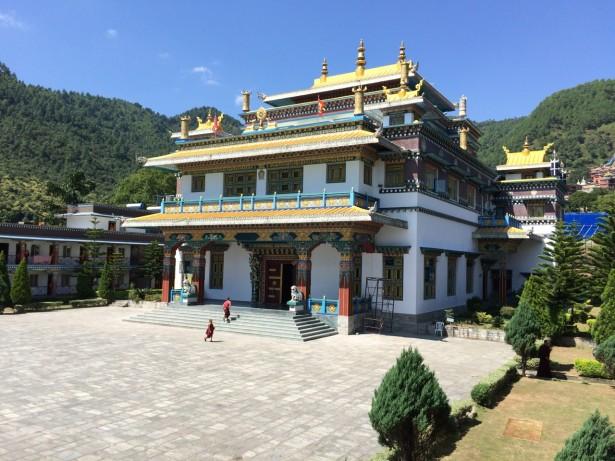 Grüsse aus Nepal : Blog #2 – Gong Ter: die großen Vorbereitungen