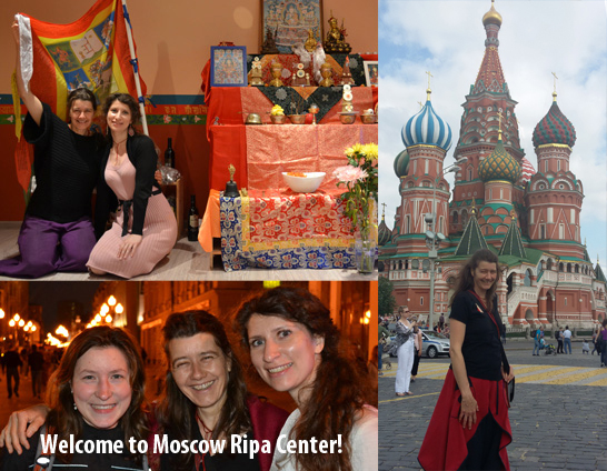 Welcome to Moscow Ripa Center